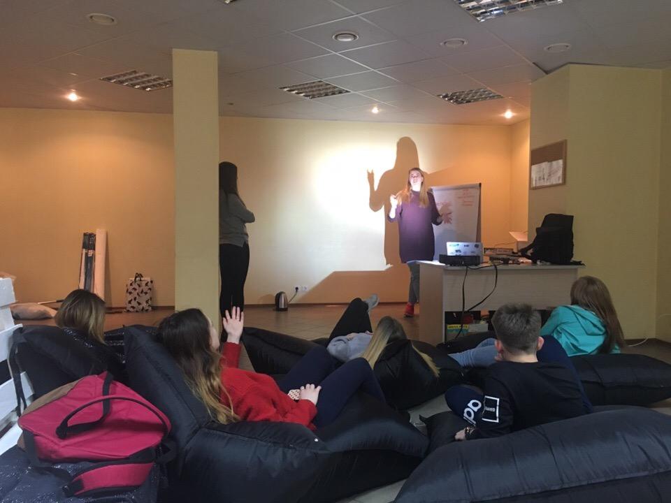 Агенство социальной информации о проекте «Старт ап — Школа жизни»